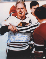 "Bobby Hull Signed Blackhawks 16x20 Photo Inscribed ""The Golden Jet"" (Schwartz Sports COA) at PristineAuction.com"