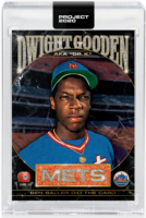 Dwight Gooden 2020 Topps Project 2020 #86 Ben Baller (Project 2020 Encapsulated) at PristineAuction.com