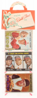 1967 Topps Baseball Unopened Christmas Rack Pack at PristineAuction.com