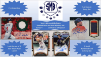 Sports Memorabilia Boxes: Baseball Only Relic and Signatures Hot Mystery Packs! 15 hits per box! (Series 4) at PristineAuction.com