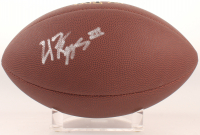 Henry Ruggs III Signed NFL Football (JSA COA) at PristineAuction.com