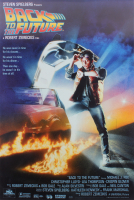 """Back to the Future"" 27x40 Movie Poster at PristineAuction.com"