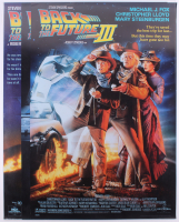 "Set of (3) ""Back to the Future"" 27x40 Trilogy Movie Posters with Part I, Part II, & Part III at PristineAuction.com"