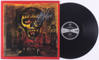 """Kerry King Signed """"Seasons In The Abyss"""" Vinyl Record Album (JSA COA) at PristineAuction.com"""
