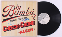 "Cheech Marin & Tomy Chong Signed ""Big Bambu"" Vinyl Record Album (JSA COA) at PristineAuction.com"