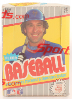 1989 Fleer Baseball Box of (36) Wax Packs at PristineAuction.com