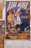 """Star Wars Episode IV: A New Hope"" 27x40 Movie Poster at PristineAuction.com"