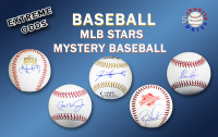 Schwartz Sports EXTREME ODDS - Baseball Star Signed Baseball Mystery Box – Series 1 (Limited to 25) - 25 Different Stars!! at PristineAuction.com
