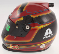 Jeff Gordon Signed NASCAR Limited Edition Axalta 1:3 Scale Mini-Helmet (Gordon Hologram) at PristineAuction.com