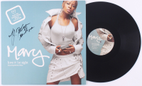 """Mary J. Blige Signed """"Love @ 1st Sight"""" Vinyl Record Album With Inscription (JSA COA) at PristineAuction.com"""