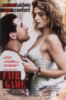 """Fair Game"" 27x40 Movie Poster at PristineAuction.com"