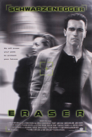 """Eraser"" 27x40 Movie Poster at PristineAuction.com"
