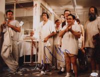 """Danny DeVito Signed """"One Flew Over the Cuckoo's Nest"""" 11x14 Photo (AutographCOA COA) at PristineAuction.com"""