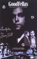 "Henry Hill Signed ""Goodfellas"" 11x17 Photo Inscribed ""Goodfella"" (JSA COA & Hill Hologram) at PristineAuction.com"