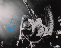 Johnny Marr Signed The Smiths 11x14 Photo (AutographCOA COA) at PristineAuction.com