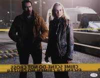 "Demian Bichir & Diane Kruger Signed ""The Bridge"" 11x14 Photo (AutographCOA COA) at PristineAuction.com"