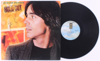 """Jackson Browne Signed """"Hold Out"""" Vinyl Record Album (JSA COA) at PristineAuction.com"""