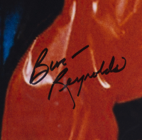"Burt Reynolds Signed ""Smokey & The Bandit"" 22x27 Custom Framed Photo Display (Beckett COA) at PristineAuction.com"