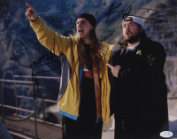 """Jason Mewes & Kevin Smith Signed """"Jay and Silent Bob Strike Back"""" 11x14 Photo Inscribed """"Nootch!"""" (AutographCOA COA) at PristineAuction.com"""