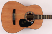 """Eric Church Signed 38"""" Acoustic Guitar (Beckett COA) at PristineAuction.com"""