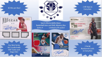 Sports Memorabilia Boxes: Basketball Only Relic and Auto Hot Mystery Packs! 10 hits per Box! 10 or more Relic or Autographed Cards per box (Series 4) at PristineAuction.com