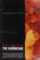 "Rubin ""Hurricane"" Carter Signed ""The Hurricane"" 27x40 Movie Poster (JSA COA) at PristineAuction.com"