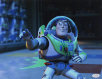 """Tim Allen Signed """"Toy Story"""" 11x14 Photo (AutographCOA COA) at PristineAuction.com"""
