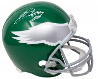 Miles Sanders Signed Eagles Full-Size Helmet (JSA COA) at PristineAuction.com