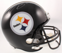 Le'Veon Bell Signed Steelers Full-Size Helmet (JSA COA) at PristineAuction.com