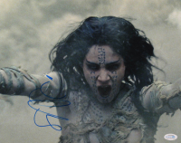 "Sofia Boutella Signed ""The Mummy"" 11x14 Photo (AutographCOA COA) at PristineAuction.com"
