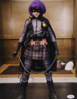 "Chloe Grace Moretz Signed ""Kick-Ass"" 11x14 Photo (AutographCOA COA) at PristineAuction.com"