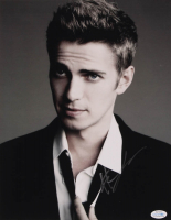 Hayden Christensen Signed 11x14 Photo (AutographCOA COA) at PristineAuction.com
