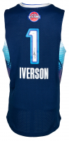 Allen Iverson Signed 2009 All Star East Mitchell & Ness Jersey (JSA COA) at PristineAuction.com