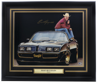"Burt Reynolds Signed ""Smokey & The Bandit"" 22x27 Custom Framed Photo Display (Beckett Hologram) at PristineAuction.com"