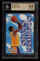 Kobe Bryant 1997-98 Fleer Soaring Stars #4 (BGS 9.5) at PristineAuction.com