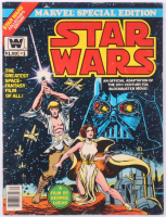 "1977 ""Star Wars"" Issue #1 Collector's Edition Marvel Comic Book at PristineAuction.com"