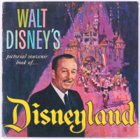 Vintage 1965 Disneyland Pictorial Souvenir & Guide Book at PristineAuction.com