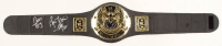 Rick Flair Signed WWE Champion Belt with (3) Inscriptions (JSA COA) at PristineAuction.com