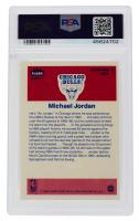 Michael Jordan 1986-87 Fleer Stickers #8 (PSA 9) (OC) at PristineAuction.com