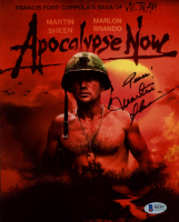 """Martin Sheen Signed """"Apocalypse Now"""" 8x10 Photo Inscribed """"Peace!"""" (Beckett COA) at PristineAuction.com"""