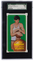 Pete Maravich 1970-71 Topps #123 RC (SGC 7) at PristineAuction.com