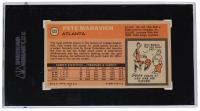 Pete Maravich 1970-71 Topps #123 RC (SGC 7) at PristineAuction.com