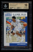 Cam Reddish 2019-20 Panini Contenders Draft Picks Game Day Tickets #4 (BGS 10) at PristineAuction.com