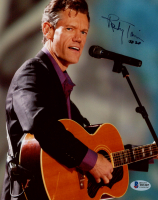 "Randy Travis Signed 8x10 Photo Inscribed ""2020"" (Beckett COA) at PristineAuction.com"