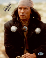 "Wes Studi Signed ""Geronimo: An American Legend"" 8x10 Photo Inscribed ""2020"" (Beckett COA) at PristineAuction.com"