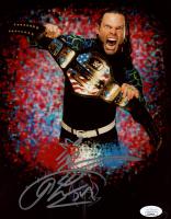 Jeff Hardy Signed WWE 8x10 Photo (JSA COA) at PristineAuction.com