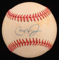 Cal Ripken Jr. Signed OAL Baseball (JSA COA) at PristineAuction.com