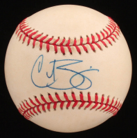 Curt Schilling Signed ONL Baseball (JSA COA) at PristineAuction.com