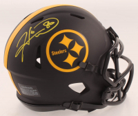 Hines Ward Signed Steelers Eclipse Alternate Speed Mini Helmet (Schwartz COA) at PristineAuction.com