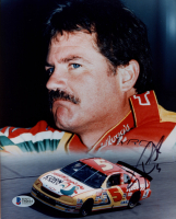Terry Labonte Signed NASCAR 8x10 Photo (Beckett COA) at PristineAuction.com